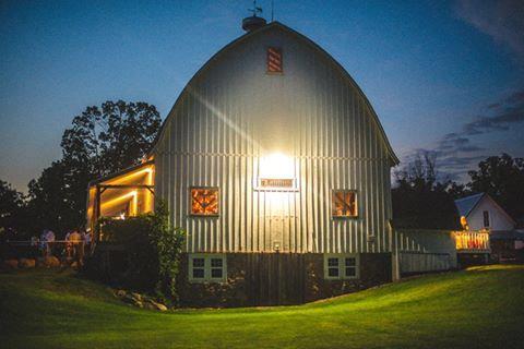 Minnesota Wedding Barn