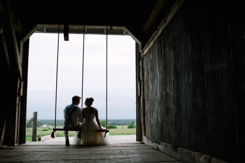 Minnesota wedding photography, Minnesota farm wedding, rustic wedding, wedding photos, wedding day, engaged, bride, groom, wedding dress, hair and make up
